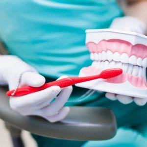 Профессиональная чистка зубного камня
