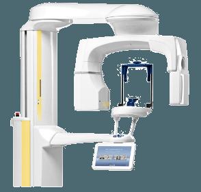 ортопантомограмма и компьютерная томограмма в стоматологии Шагал-дент
